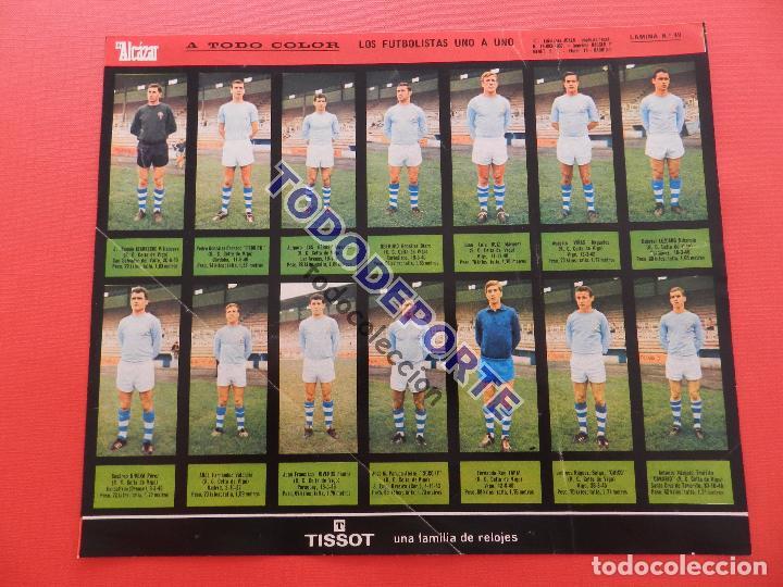 Álbum de fútbol completo: COLECCION COMPLETA CROMOS EL ALCAZAR LIGA 67/68 SIN PEGAR 1967/1968 - INCLUYE LAMINA COMPLEMENTARIA - Foto 51 - 88855064