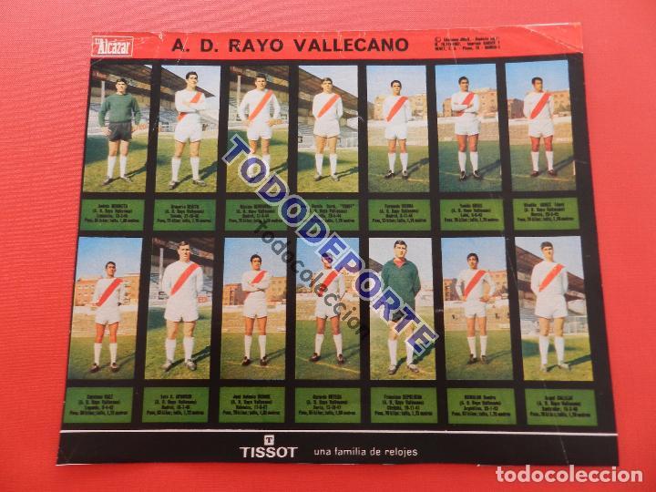 Álbum de fútbol completo: COLECCION COMPLETA CROMOS EL ALCAZAR LIGA 67/68 SIN PEGAR 1967/1968 - INCLUYE LAMINA COMPLEMENTARIA - Foto 56 - 88855064
