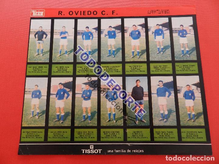 Álbum de fútbol completo: COLECCION COMPLETA CROMOS EL ALCAZAR LIGA 67/68 SIN PEGAR 1967/1968 - INCLUYE LAMINA COMPLEMENTARIA - Foto 57 - 88855064
