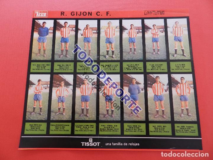 Álbum de fútbol completo: COLECCION COMPLETA CROMOS EL ALCAZAR LIGA 67/68 SIN PEGAR 1967/1968 - INCLUYE LAMINA COMPLEMENTARIA - Foto 58 - 88855064