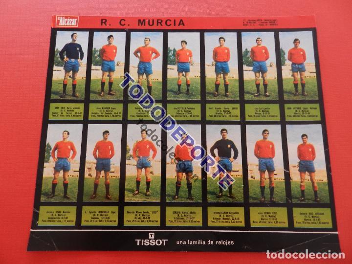 Álbum de fútbol completo: COLECCION COMPLETA CROMOS EL ALCAZAR LIGA 67/68 SIN PEGAR 1967/1968 - INCLUYE LAMINA COMPLEMENTARIA - Foto 59 - 88855064