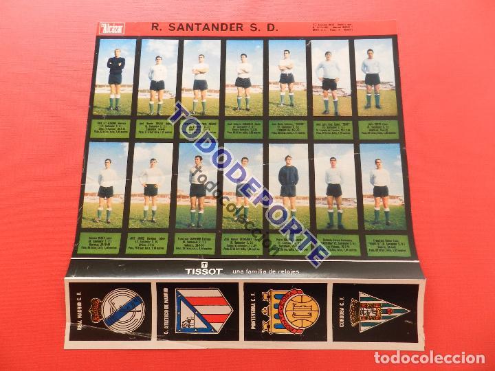 Álbum de fútbol completo: COLECCION COMPLETA CROMOS EL ALCAZAR LIGA 67/68 SIN PEGAR 1967/1968 - INCLUYE LAMINA COMPLEMENTARIA - Foto 60 - 88855064
