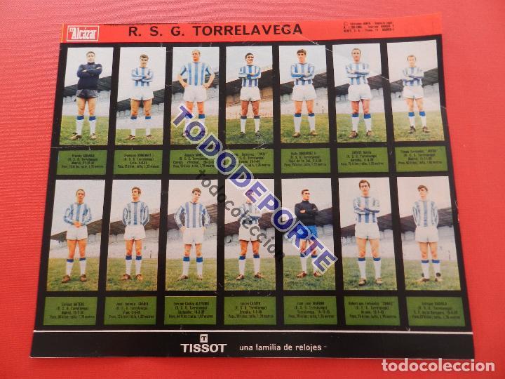 Álbum de fútbol completo: COLECCION COMPLETA CROMOS EL ALCAZAR LIGA 67/68 SIN PEGAR 1967/1968 - INCLUYE LAMINA COMPLEMENTARIA - Foto 63 - 88855064