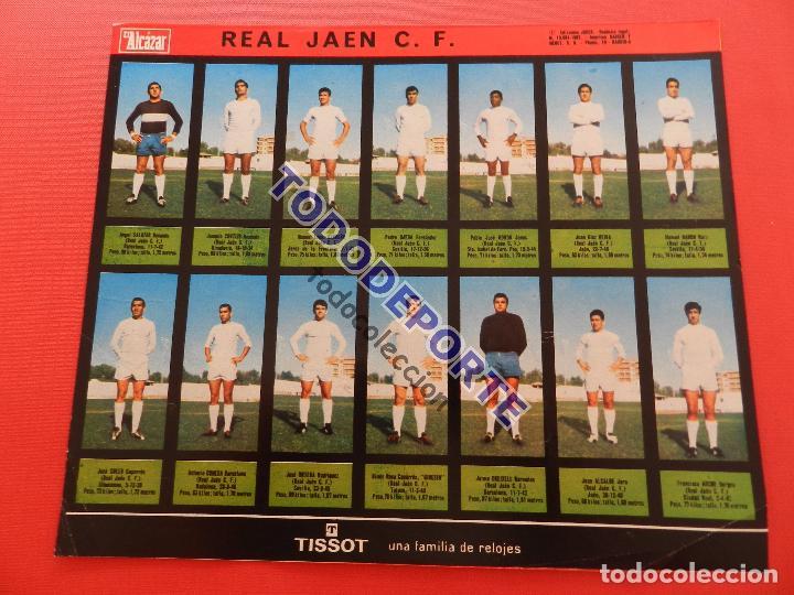 Álbum de fútbol completo: COLECCION COMPLETA CROMOS EL ALCAZAR LIGA 67/68 SIN PEGAR 1967/1968 - INCLUYE LAMINA COMPLEMENTARIA - Foto 64 - 88855064