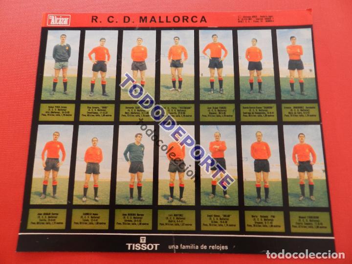 Álbum de fútbol completo: COLECCION COMPLETA CROMOS EL ALCAZAR LIGA 67/68 SIN PEGAR 1967/1968 - INCLUYE LAMINA COMPLEMENTARIA - Foto 65 - 88855064