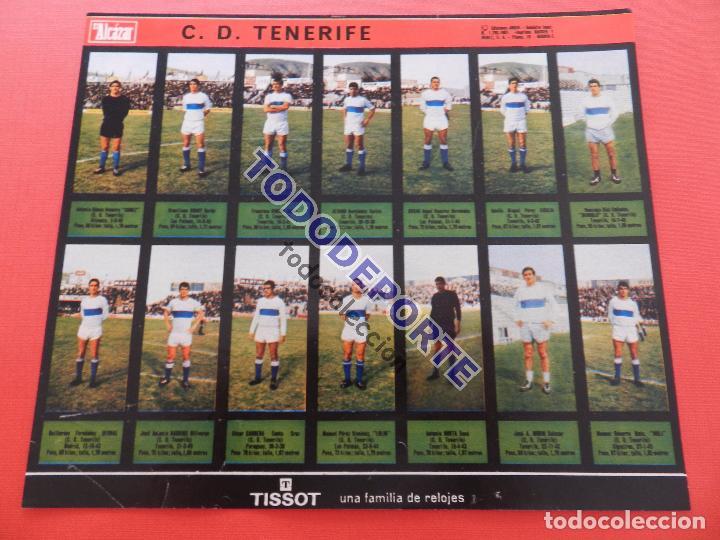 Álbum de fútbol completo: COLECCION COMPLETA CROMOS EL ALCAZAR LIGA 67/68 SIN PEGAR 1967/1968 - INCLUYE LAMINA COMPLEMENTARIA - Foto 74 - 88855064