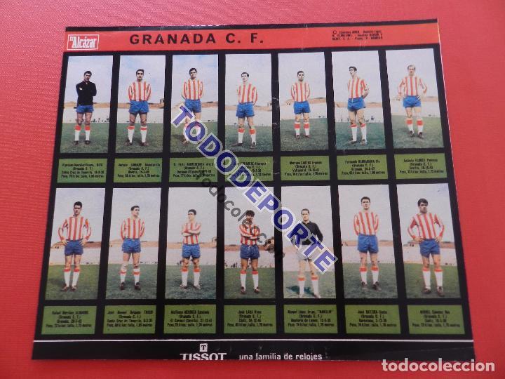 Álbum de fútbol completo: COLECCION COMPLETA CROMOS EL ALCAZAR LIGA 67/68 SIN PEGAR 1967/1968 - INCLUYE LAMINA COMPLEMENTARIA - Foto 77 - 88855064