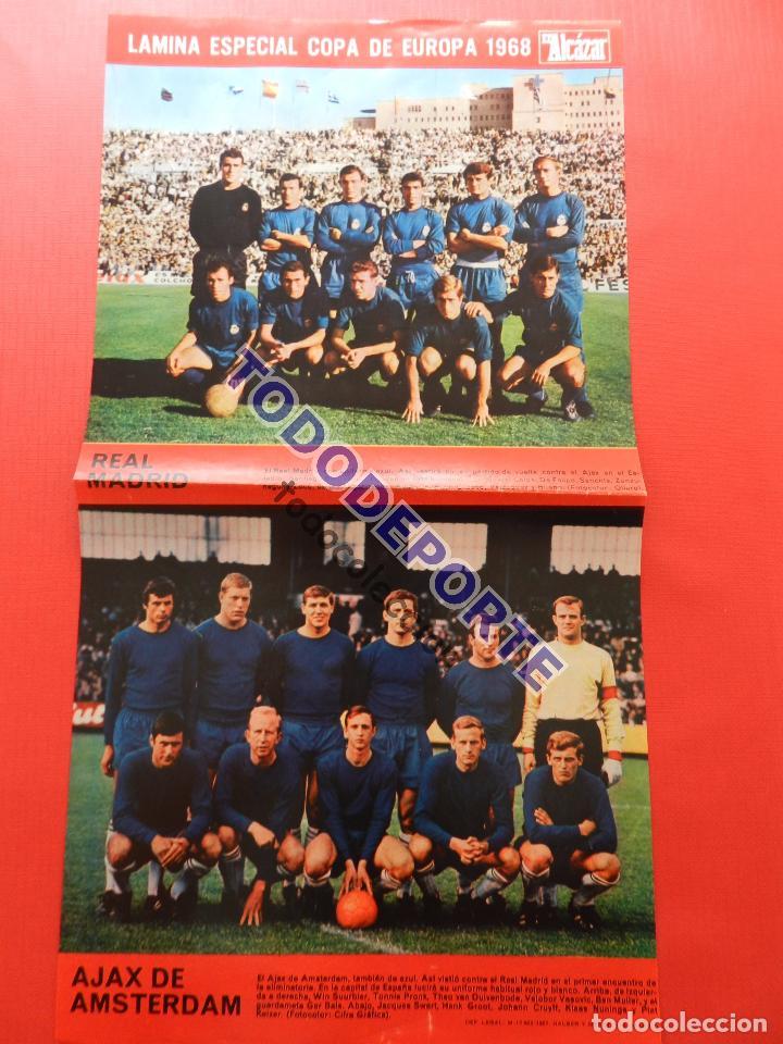 Álbum de fútbol completo: COLECCION COMPLETA CROMOS EL ALCAZAR LIGA 67/68 SIN PEGAR 1967/1968 - INCLUYE LAMINA COMPLEMENTARIA - Foto 82 - 88855064