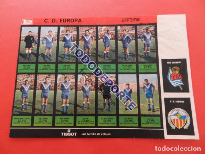 Álbum de fútbol completo: COLECCION COMPLETA CROMOS EL ALCAZAR LIGA 67/68 SIN PEGAR 1967/1968 - INCLUYE LAMINA COMPLEMENTARIA - Foto 83 - 88855064