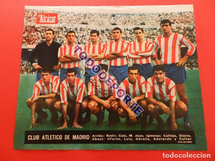 Álbum de fútbol completo: COLECCION COMPLETA CROMOS EL ALCAZAR LIGA 67/68 SIN PEGAR 1967/1968 - INCLUYE LAMINA COMPLEMENTARIA - Foto 84 - 88855064