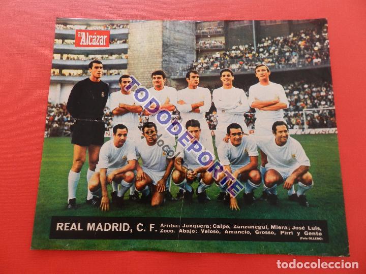 Álbum de fútbol completo: COLECCION COMPLETA CROMOS EL ALCAZAR LIGA 67/68 SIN PEGAR 1967/1968 - INCLUYE LAMINA COMPLEMENTARIA - Foto 85 - 88855064