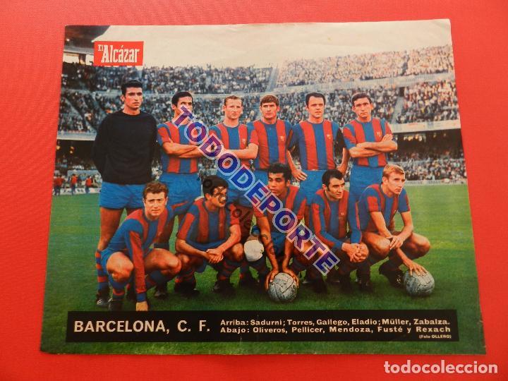 Álbum de fútbol completo: COLECCION COMPLETA CROMOS EL ALCAZAR LIGA 67/68 SIN PEGAR 1967/1968 - INCLUYE LAMINA COMPLEMENTARIA - Foto 86 - 88855064