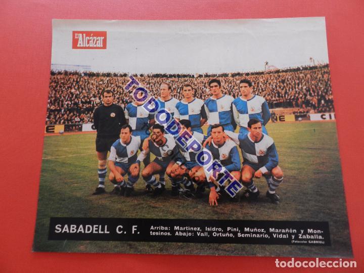 Álbum de fútbol completo: COLECCION COMPLETA CROMOS EL ALCAZAR LIGA 67/68 SIN PEGAR 1967/1968 - INCLUYE LAMINA COMPLEMENTARIA - Foto 87 - 88855064