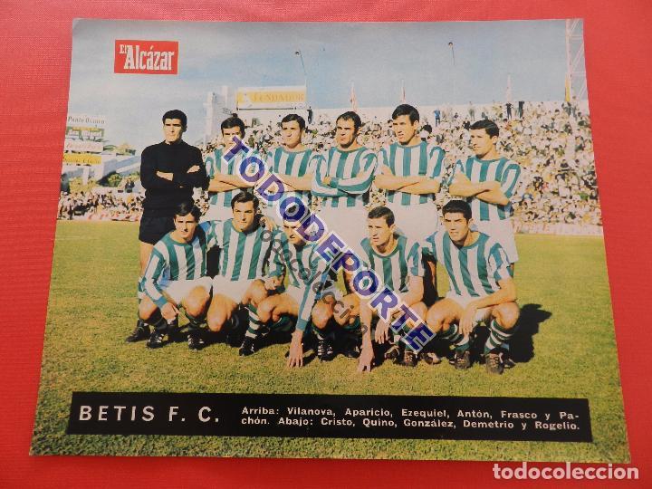 Álbum de fútbol completo: COLECCION COMPLETA CROMOS EL ALCAZAR LIGA 67/68 SIN PEGAR 1967/1968 - INCLUYE LAMINA COMPLEMENTARIA - Foto 88 - 88855064