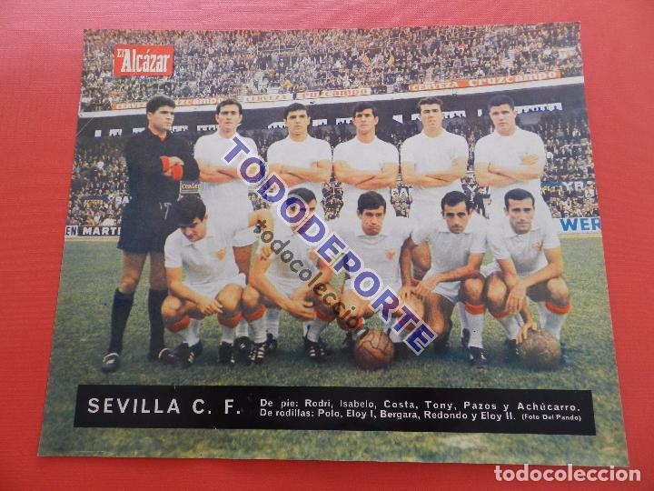 Álbum de fútbol completo: COLECCION COMPLETA CROMOS EL ALCAZAR LIGA 67/68 SIN PEGAR 1967/1968 - INCLUYE LAMINA COMPLEMENTARIA - Foto 89 - 88855064