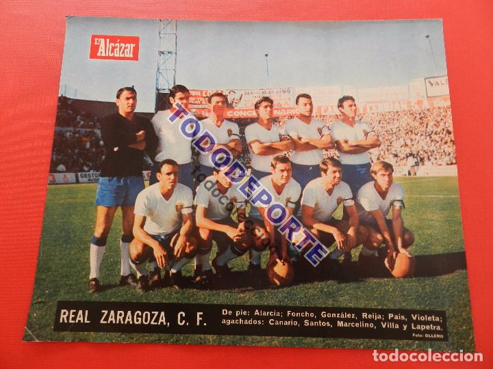 Álbum de fútbol completo: COLECCION COMPLETA CROMOS EL ALCAZAR LIGA 67/68 SIN PEGAR 1967/1968 - INCLUYE LAMINA COMPLEMENTARIA - Foto 90 - 88855064