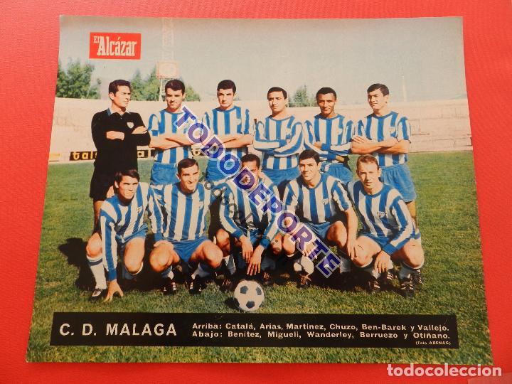 Álbum de fútbol completo: COLECCION COMPLETA CROMOS EL ALCAZAR LIGA 67/68 SIN PEGAR 1967/1968 - INCLUYE LAMINA COMPLEMENTARIA - Foto 92 - 88855064