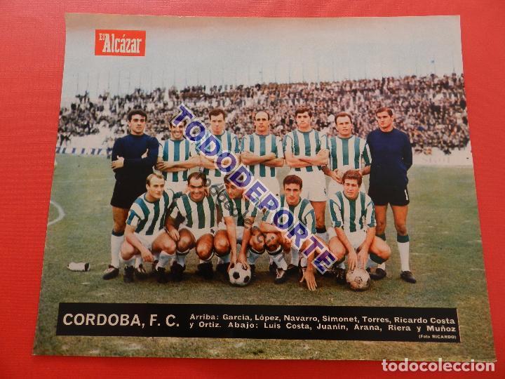 Álbum de fútbol completo: COLECCION COMPLETA CROMOS EL ALCAZAR LIGA 67/68 SIN PEGAR 1967/1968 - INCLUYE LAMINA COMPLEMENTARIA - Foto 93 - 88855064