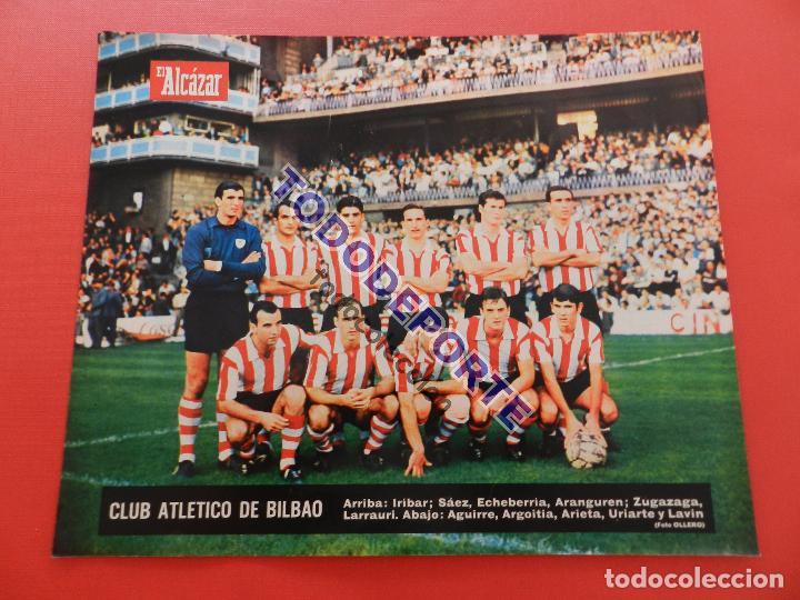 Álbum de fútbol completo: COLECCION COMPLETA CROMOS EL ALCAZAR LIGA 67/68 SIN PEGAR 1967/1968 - INCLUYE LAMINA COMPLEMENTARIA - Foto 94 - 88855064