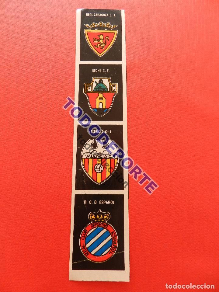 Álbum de fútbol completo: COLECCION COMPLETA CROMOS EL ALCAZAR LIGA 67/68 SIN PEGAR 1967/1968 - INCLUYE LAMINA COMPLEMENTARIA - Foto 100 - 88855064