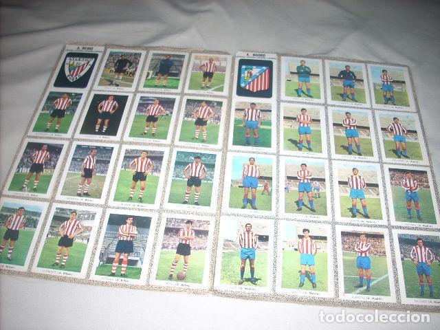 Álbum de fútbol completo: ALBUM DE LA LIGA 1970-71 DE FHER COMPLETO, - Foto 4 - 28834956