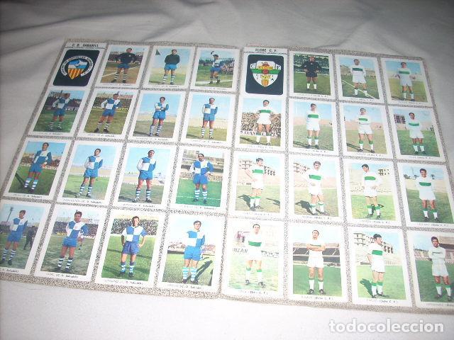 Álbum de fútbol completo: ALBUM DE LA LIGA 1970-71 DE FHER COMPLETO, - Foto 5 - 28834956