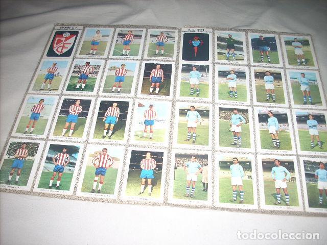 Álbum de fútbol completo: ALBUM DE LA LIGA 1970-71 DE FHER COMPLETO, - Foto 6 - 28834956