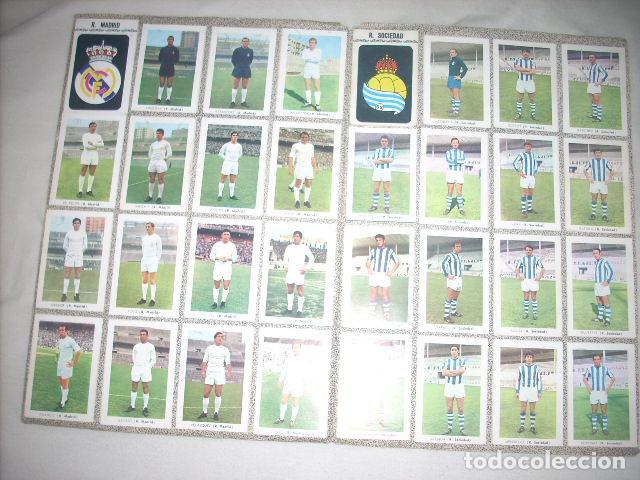 Álbum de fútbol completo: ALBUM DE LA LIGA 1970-71 DE FHER COMPLETO, - Foto 8 - 28834956