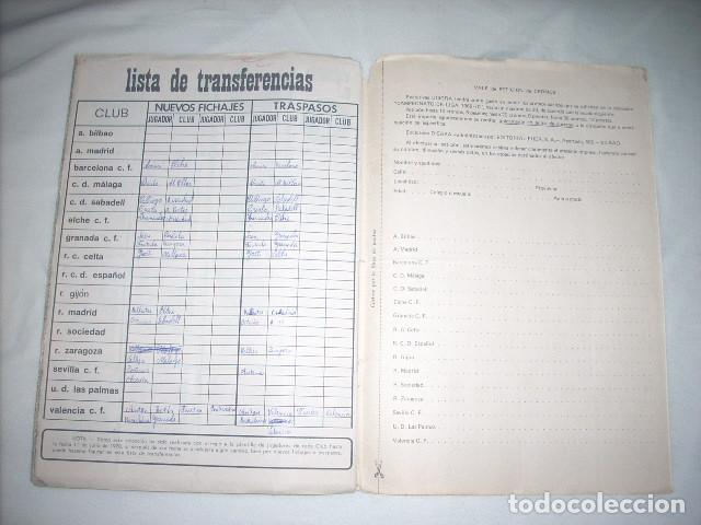 Álbum de fútbol completo: ALBUM DE LA LIGA 1970-71 DE FHER COMPLETO, - Foto 11 - 28834956