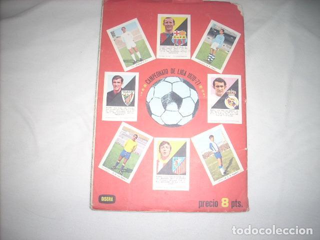 Álbum de fútbol completo: ALBUM DE LA LIGA 1970-71 DE FHER COMPLETO, - Foto 12 - 28834956