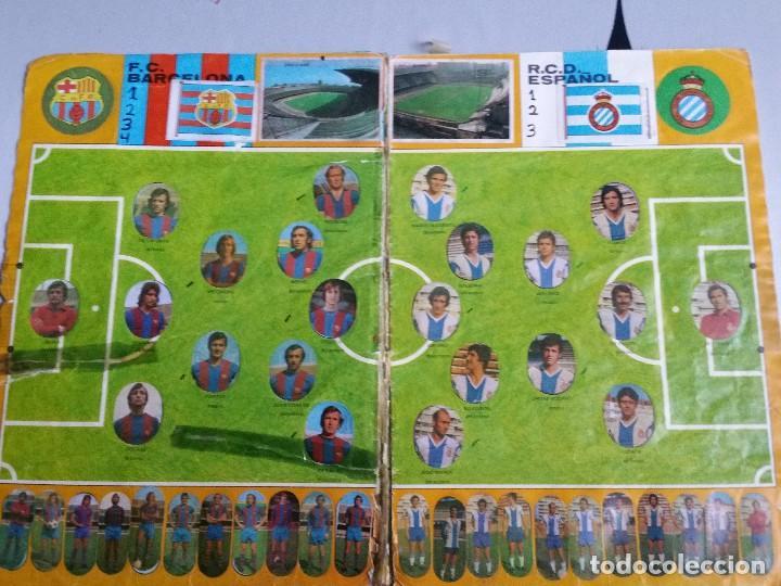 Álbum de fútbol completo: Album cromos Futbol Maga 1975-1976. Muy tocado. Completo. Ver fotos - Foto 3 - 89808492