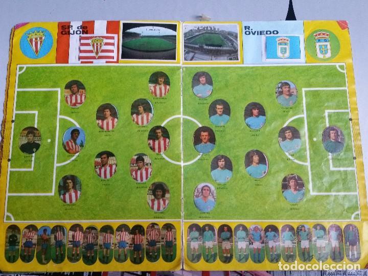 Álbum de fútbol completo: Album cromos Futbol Maga 1975-1976. Muy tocado. Completo. Ver fotos - Foto 5 - 89808492
