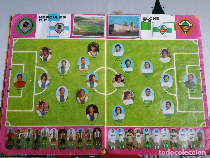 Álbum de fútbol completo: Album cromos Futbol Maga 1975-1976. Muy tocado. Completo. Ver fotos - Foto 8 - 89808492