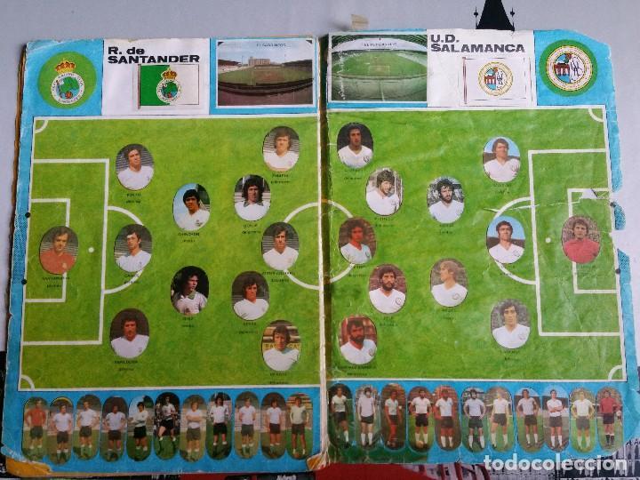 Álbum de fútbol completo: Album cromos Futbol Maga 1975-1976. Muy tocado. Completo. Ver fotos - Foto 10 - 89808492