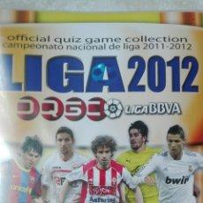 Álbum de fútbol completo: LIGA 2011/2012 DE MUNDICROMO COMPLETO 666 CROMOS. Lote 90542428