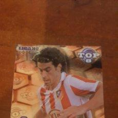 Álbum de fútbol completo: 606 TINO COSTA ERROR THIAGO 609 AT MADRID TOP CROMO LIGA QUIZ GAME MUNDICROMO 2011 - 2012 11 12. Lote 93123173