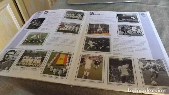 Álbum de fútbol completo: MAGIC BOX REAL MADRID 1994-95 ALBUM COMPLETO - Foto 2 - 94146710