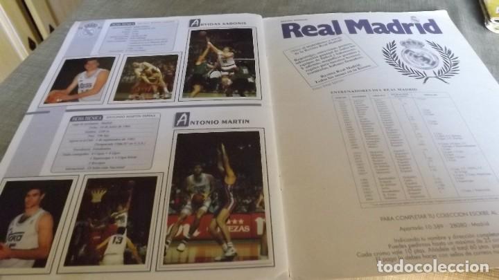 Álbum de fútbol completo: MAGIC BOX REAL MADRID 1994-95 ALBUM COMPLETO - Foto 5 - 94146710