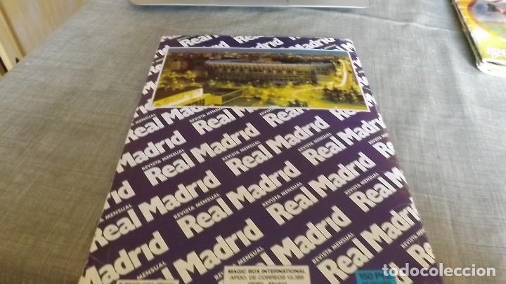 Álbum de fútbol completo: MAGIC BOX REAL MADRID 1994-95 ALBUM COMPLETO - Foto 6 - 94146710