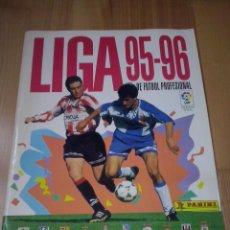 Álbum de fútbol completo: ALBUM PANINI VACIO PLANCHA TEMPORADA LIGA 1995/1996 95/96. Lote 94926391
