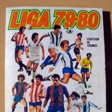 Álbum de fútbol completo: COLECCIÓN COMPLETA DE LA LIGA ESTE 79-80 (DOBLES SIN PEGAR). Lote 94990515