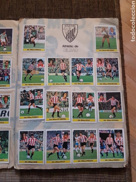 Álbum de fútbol completo: Album completo liga este 81 82 1981 1982 con cromos dificiles - Foto 4 - 95347150