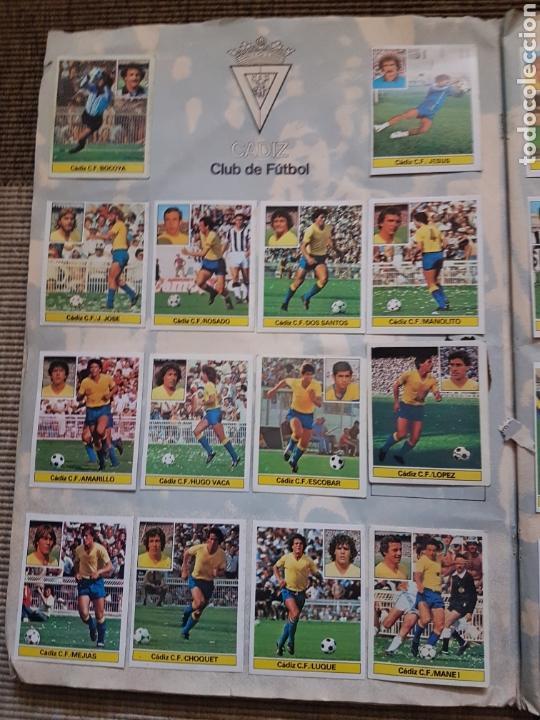 Álbum de fútbol completo: Album completo liga este 81 82 1981 1982 con cromos dificiles - Foto 5 - 95347150