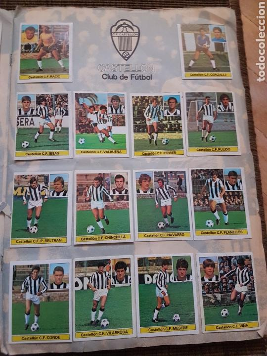 Álbum de fútbol completo: Album completo liga este 81 82 1981 1982 con cromos dificiles - Foto 6 - 95347150