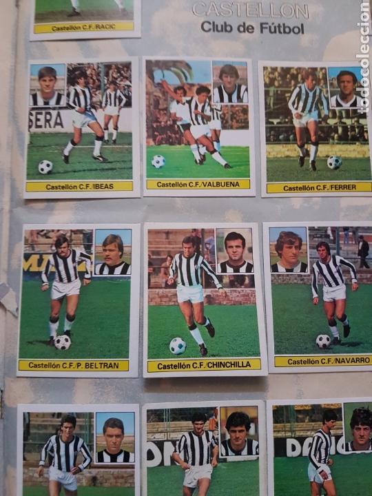 Álbum de fútbol completo: Album completo liga este 81 82 1981 1982 con cromos dificiles - Foto 7 - 95347150