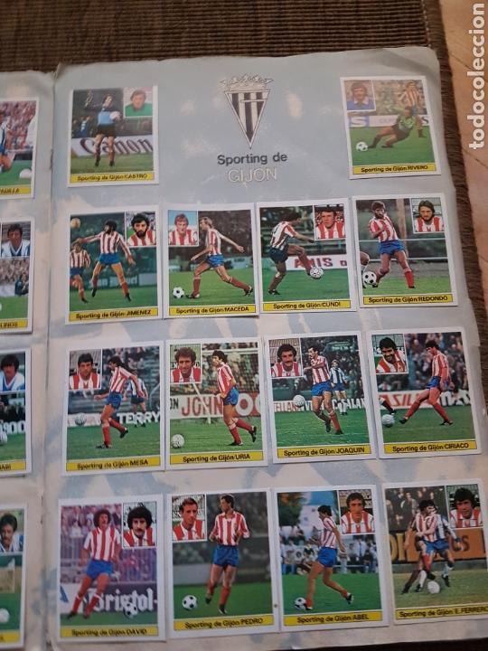 Álbum de fútbol completo: Album completo liga este 81 82 1981 1982 con cromos dificiles - Foto 9 - 95347150