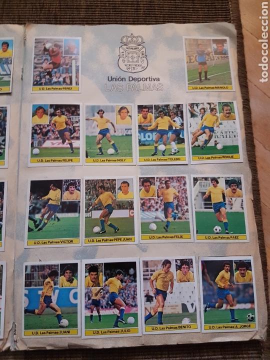 Álbum de fútbol completo: Album completo liga este 81 82 1981 1982 con cromos dificiles - Foto 13 - 95347150