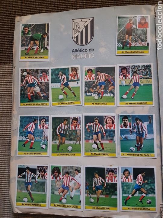 Álbum de fútbol completo: Album completo liga este 81 82 1981 1982 con cromos dificiles - Foto 14 - 95347150