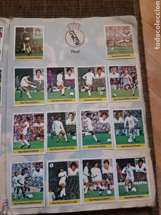 Álbum de fútbol completo: Album completo liga este 81 82 1981 1982 con cromos dificiles - Foto 15 - 95347150