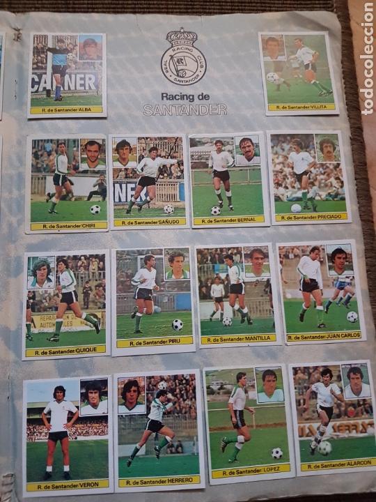Álbum de fútbol completo: Album completo liga este 81 82 1981 1982 con cromos dificiles - Foto 17 - 95347150